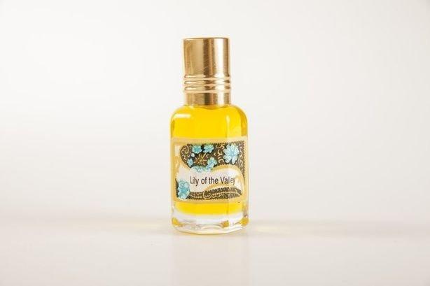 53498ec7a96974 Naturalne perfumy indyjskie w olejku 10 ml Konwalia (Lily of the ...