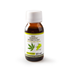 Olej konopny (cannabis sativa) BIO 100 ml